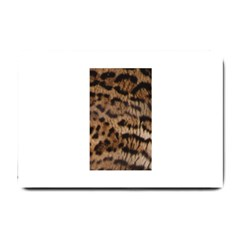 Ocelot Coat Small Door Mat