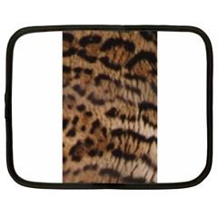 Ocelot Coat Netbook Sleeve (XXL)
