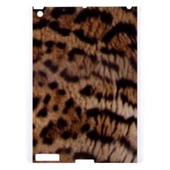 Ocelot Coat Apple iPad 3/4 Hardshell Case