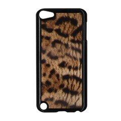 Ocelot Coat Apple Ipod Touch 5 Case (black)