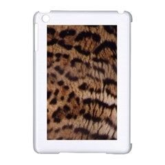 Ocelot Coat Apple iPad Mini Hardshell Case (Compatible with Smart Cover)