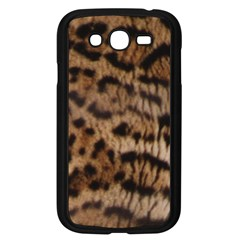 Ocelot Coat Samsung Galaxy Grand DUOS I9082 Case (Black)