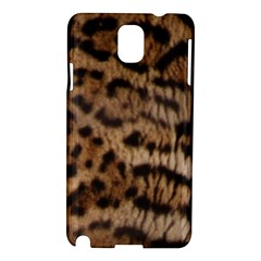 Ocelot Coat Samsung Galaxy Note 3 N9005 Hardshell Case