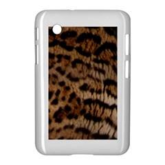 Ocelot Coat Samsung Galaxy Tab 2 (7 ) P3100 Hardshell Case