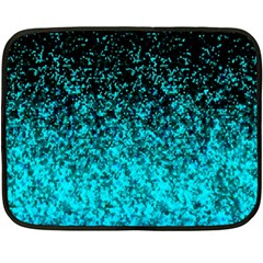 Glitter Dust 1 Mini Fleece Blanket (single Sided)