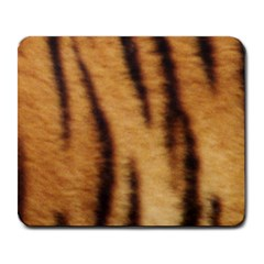 Tiger Coat2 Large Mouse Pad (Rectangle)