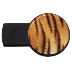 Tiger Coat2 4GB USB Flash Drive (Round)