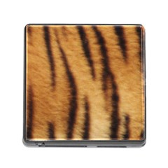 Tiger Coat2 Memory Card Reader With Storage (square)