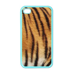Tiger Coat2 Apple Iphone 4 Case (color)