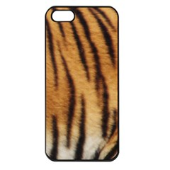 Tiger Coat2 Apple iPhone 5 Seamless Case (Black)