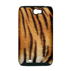 Tiger Coat2 Samsung Galaxy Note 2 Hardshell Case (PC+Silicone)