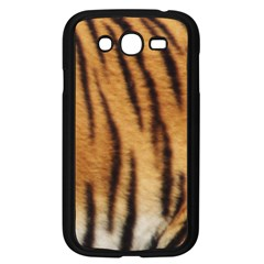 Tiger Coat2 Samsung Galaxy Grand DUOS I9082 Case (Black)