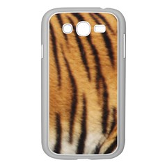 Tiger Coat2 Samsung Galaxy Grand Duos I9082 Case (white)
