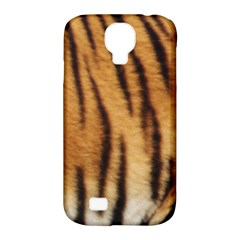 Tiger Coat2 Samsung Galaxy S4 Classic Hardshell Case (pc+silicone)