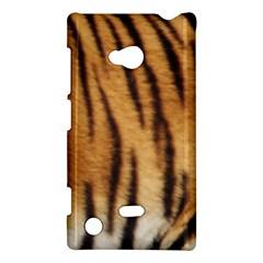 Tiger Coat2 Nokia Lumia 720 Hardshell Case