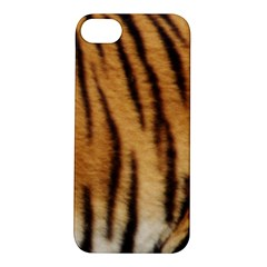 Tiger Coat2 Apple iPhone 5S Hardshell Case
