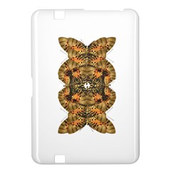 Butterfly Art Tan & Orange Kindle Fire HD 8.9  Hardshell Case