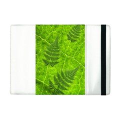 Leaf & Leaves Apple iPad Mini Flip Case