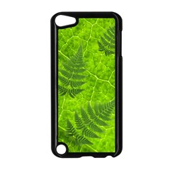 Leaf & Leaves Apple Ipod Touch 5 Case (black)