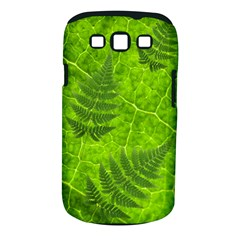 Leaf & Leaves Samsung Galaxy S III Classic Hardshell Case (PC+Silicone)