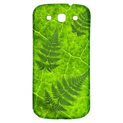 Leaf & Leaves Samsung Galaxy S3 S Iii Classic Hardshell Back Case