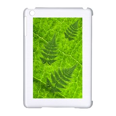 Leaf & Leaves Apple Ipad Mini Hardshell Case (compatible With Smart Cover)