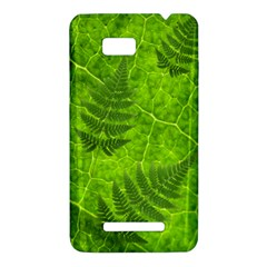 Leaf & Leaves HTC One SU T528W Hardshell Case