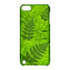 Leaf & Leaves Apple iPod Touch 5 Hardshell Case with Stand