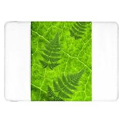Leaf & Leaves Samsung Galaxy Tab 8.9  P7300 Flip Case