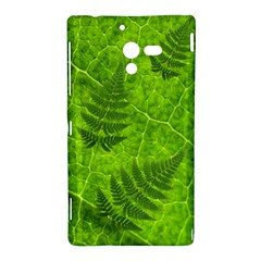 Leaf & Leaves Sony Xperia ZL L35H Hardshell Case
