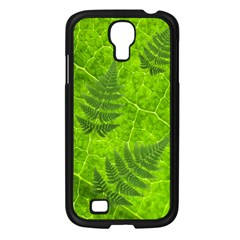 Leaf & Leaves Samsung Galaxy S4 I9500/ I9505 Case (Black)