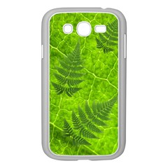 Leaf & Leaves Samsung Galaxy Grand Duos I9082 Case (white)
