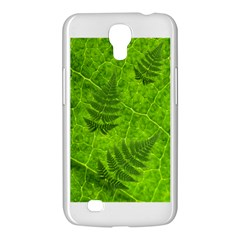 Leaf & Leaves Samsung Galaxy Mega 6 3  I9200