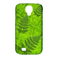 Leaf & Leaves Samsung Galaxy S4 Classic Hardshell Case (PC+Silicone)