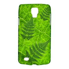 Leaf & Leaves Samsung Galaxy S4 Active (I9295) Hardshell Case