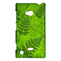 Leaf & Leaves Nokia Lumia 720 Hardshell Case