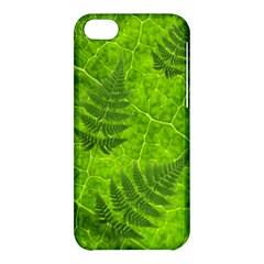 Leaf & Leaves Apple iPhone 5C Hardshell Case