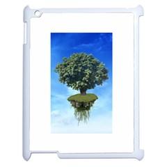 Floating Island Apple Ipad 2 Case (white)