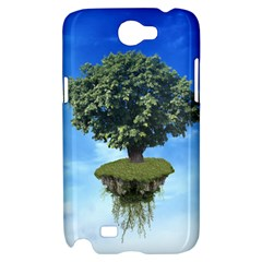 Floating Island Samsung Galaxy Note 2 Hardshell Case