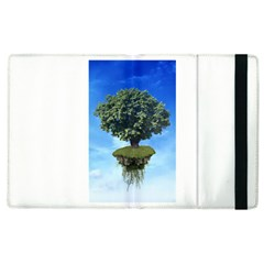 Floating Island Apple iPad 3/4 Flip Case