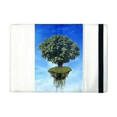 Floating Island Apple Ipad Mini Flip Case