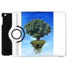 Floating Island Apple iPad Mini Flip 360 Case
