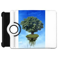 Floating Island Kindle Fire HD 7  (1st Gen) Flip 360 Case