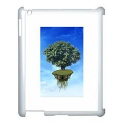 Floating Island Apple iPad 3/4 Case (White)