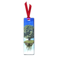 Floating Island Small Bookmark