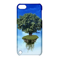 Floating Island Apple iPod Touch 5 Hardshell Case with Stand
