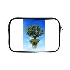 Floating Island Apple Ipad Mini Zippered Sleeve