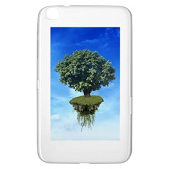 Floating Island Samsung Galaxy Tab 3 (8 ) T3100 Hardshell Case