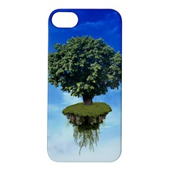 Floating Island Apple Iphone 5s Hardshell Case