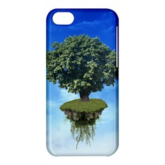 Floating Island Apple Iphone 5c Hardshell Case